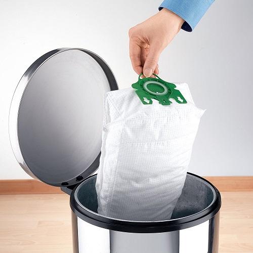 انواع پاکت جاروبرقی