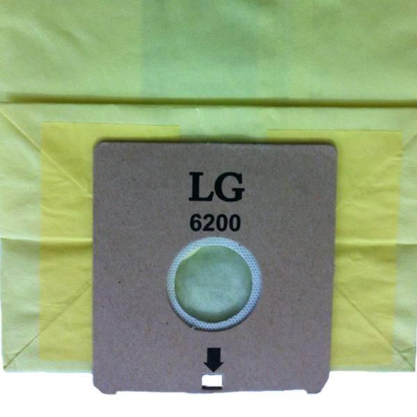 پاکت جاروبرقی ال جی مدل 6200